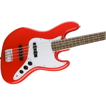 Fender Squier Affinity Jazz Bass LRL Race Red
