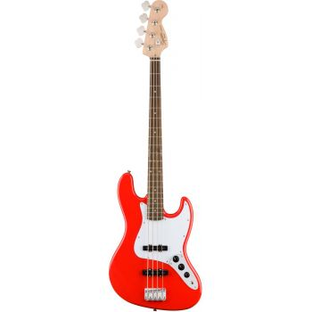 Fender Squier Affinity Series Jazz Bass Race Red