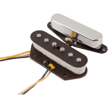 Fender Custom Shop Texas Special Tele Pastillas (2)