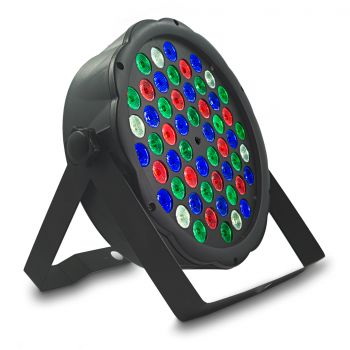 Audibax Austin 27 Foco LED PAR 54 RGBw Flat ( REACONDICIONADO )