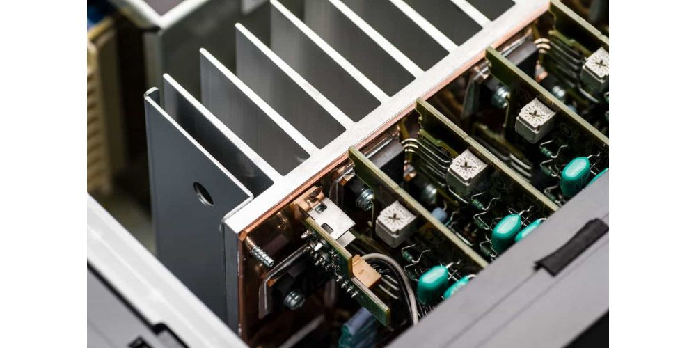 denon amplificador avc x8500h construccion madein japan