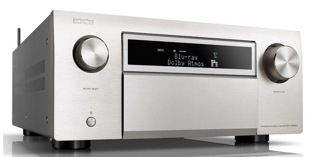 denon avc 8500h silver amplificador audio video