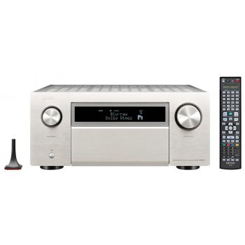 DENON AVC-X8500H Silver amplificador  Audio-Video Alta Definicion