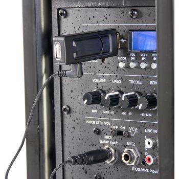 Party WM-USB Micrófono USB UHF