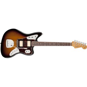 Fender Kurt Cobain Jaguar Rosewood Fingerboard 3-Color Sunburst