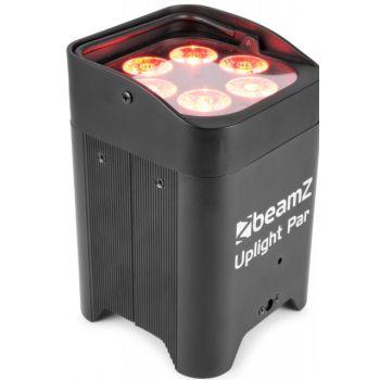 Beamz BBP96 Foco Par con bateria 6x 12W 150592