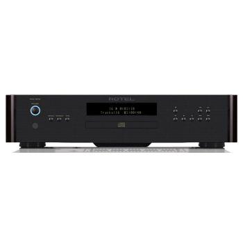 ROTEL RCD-1572 Black Compact Disc RCD1572