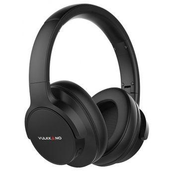 VULKKANO AIR ANC Negro Auriculares  Bluetooth Cancelacion de Ruido