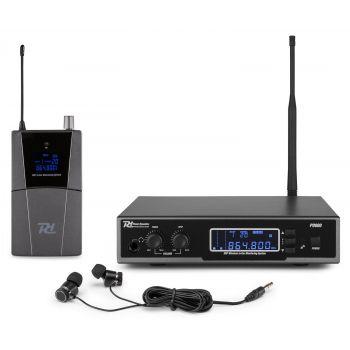 Power Dynamics PD800 Sisyema de Monitor IN EAR UHF 179001
