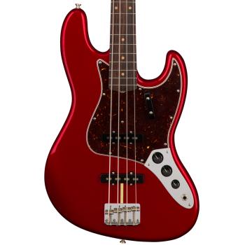 Fender American Original 60s Jazz Bass RW Candy Apple Red