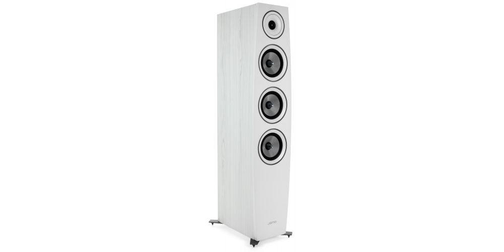 Jamo C97 II white altavoz suelo tapa alta calidad