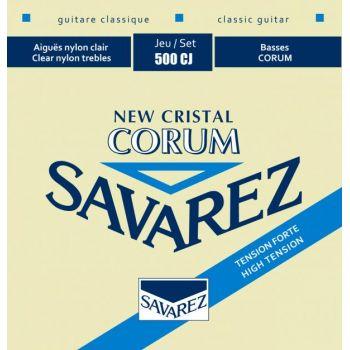 Savarez 500CJ High Tension Set de Cuerdas Guitarra Clasica