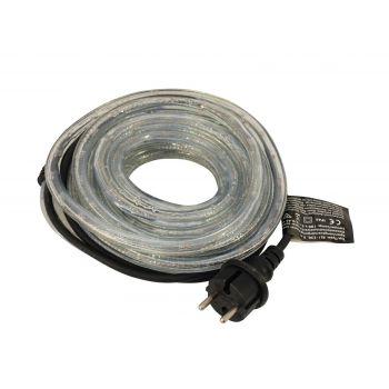 Eurolite Rubberlight RL1-230V Clear 5m Tira Led