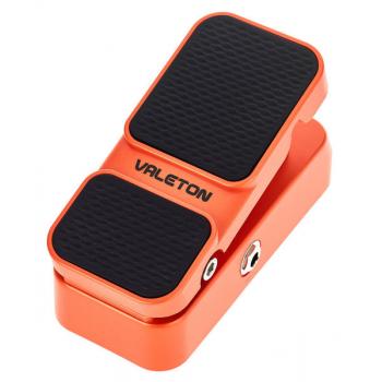 Valeton Surge EP-2 Pedal de Volumen y Expresión 2-en-1