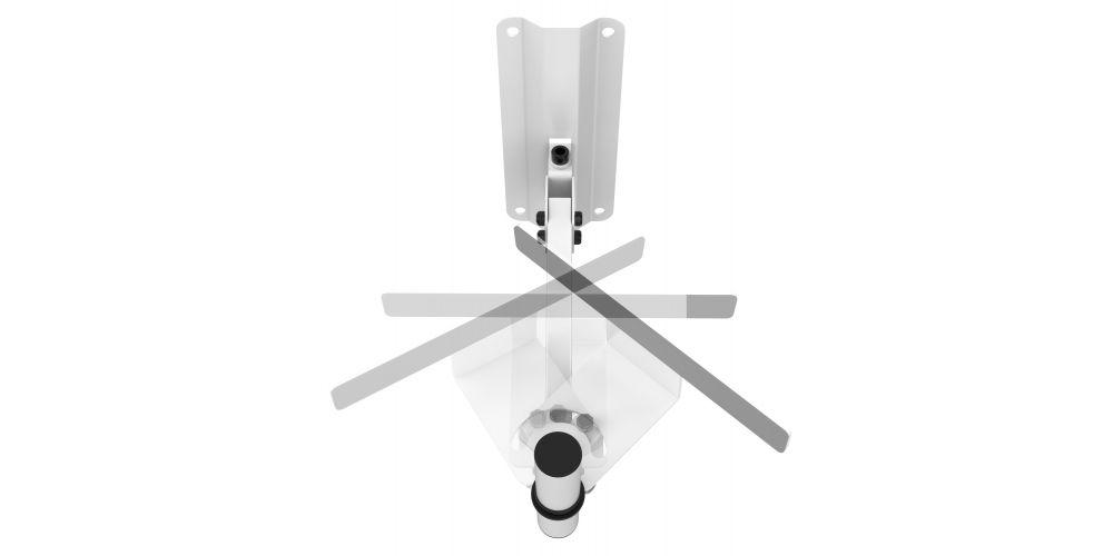 audibax neo 20 white soporte pared ajustable