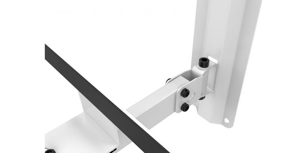 audibax neo 20 white soporte pared altavoz instalacion