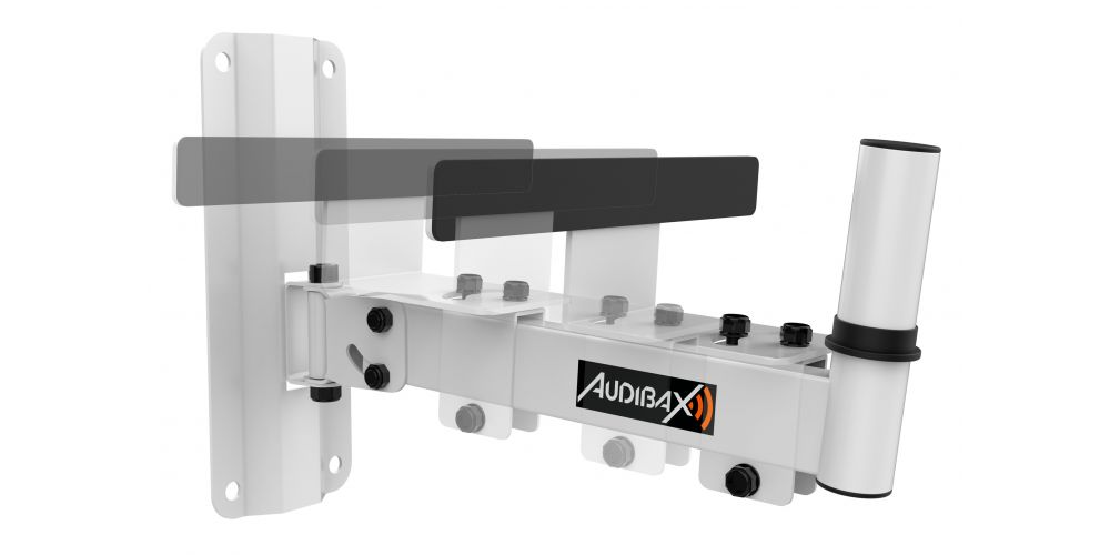 audibax neo 20 white soporte pared altavoz oferta