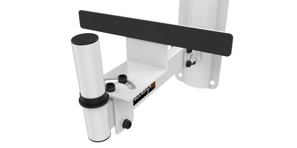 audibax neo 20 white soporte pared instalacion vaso 35mm