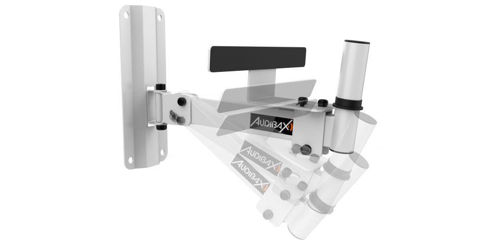 audibax neo 20 white soporte pared profesional