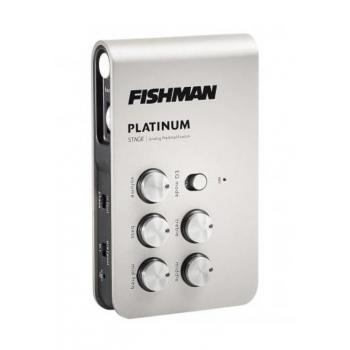 Fishman Preamplificador Analógico Platinum Stage Eq/Di
