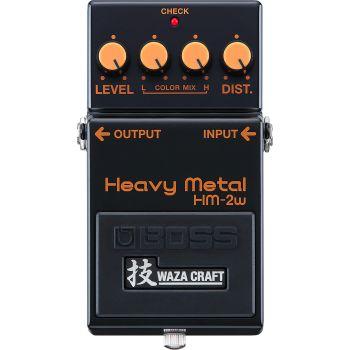 Boss HM-2W Heavy Metal Pedal de Efectos