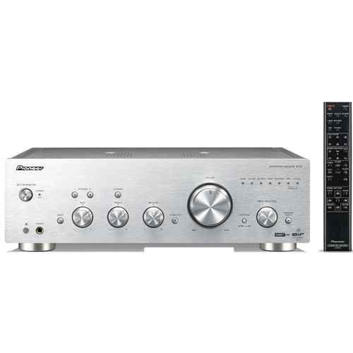 Pioneer  A-70 S Amplificador Stereo HiFi Silver