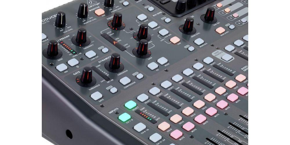BEHRINGER X32 PRODUCER CONTROLES