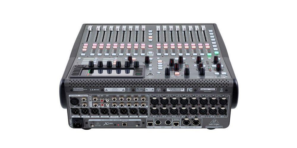 BEHRINGER X32 PRODUCER REAR