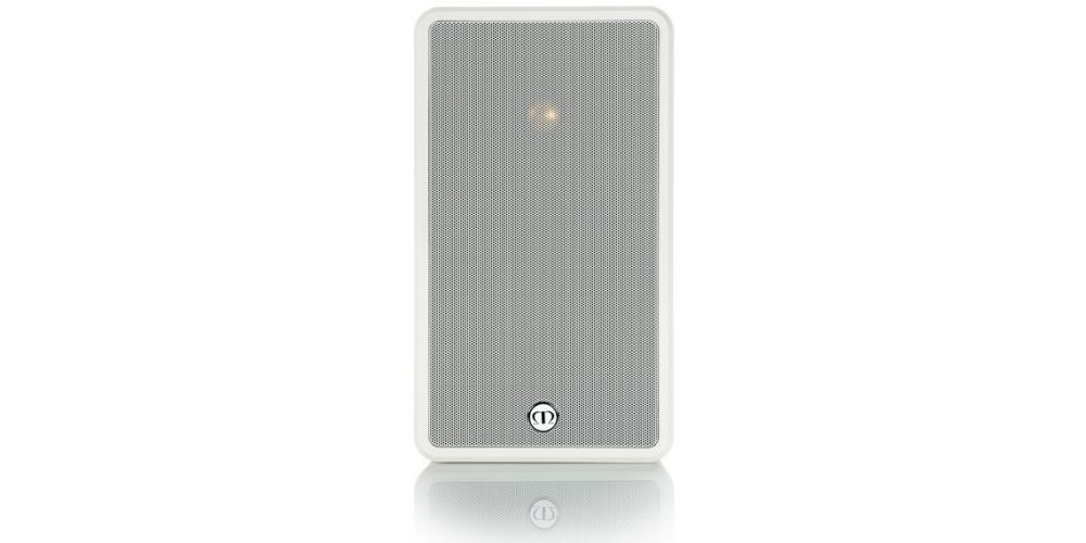 monitor audio cl50 white altavoz exterior