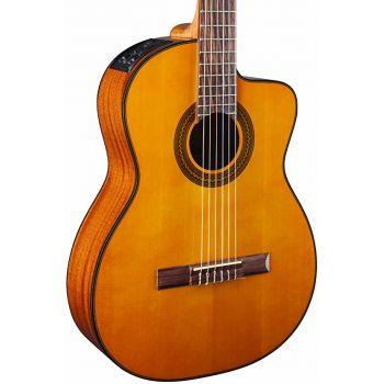 TAKAMINE GC1CE-NAT Guitarra Clásica Electrificada Cutaway