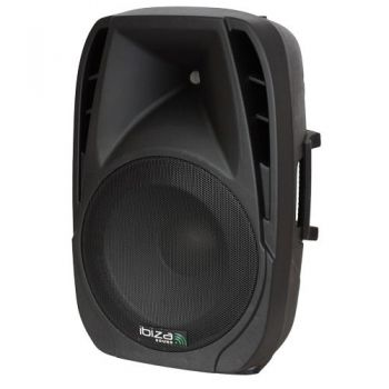 "IBIZA SOUND BT15A, Altavoz Activo 15"", MP3, Bluetooth, 500 W"