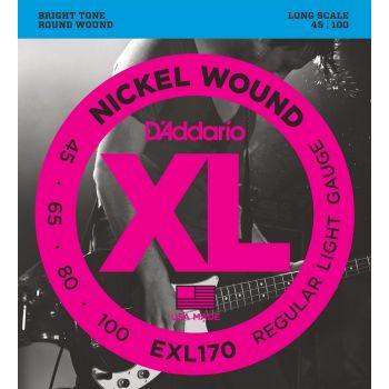 D Addario EXL170 Cuerdas Bajo Eléctrico
