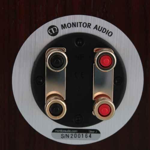 monitor audio silver 1 conexiones