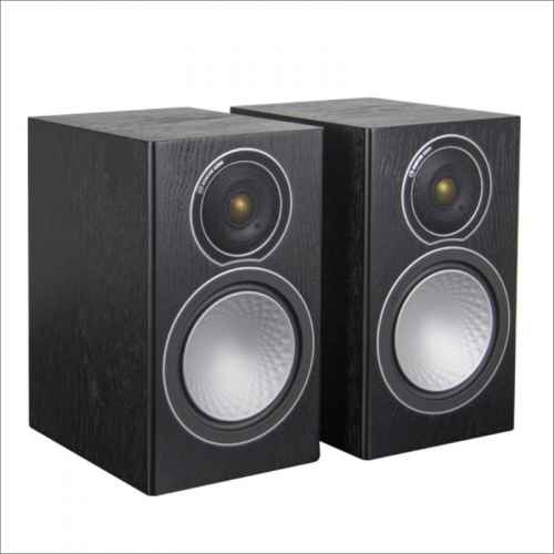 MONITOR AUDIO SILVER 2 Black Oak Pareja