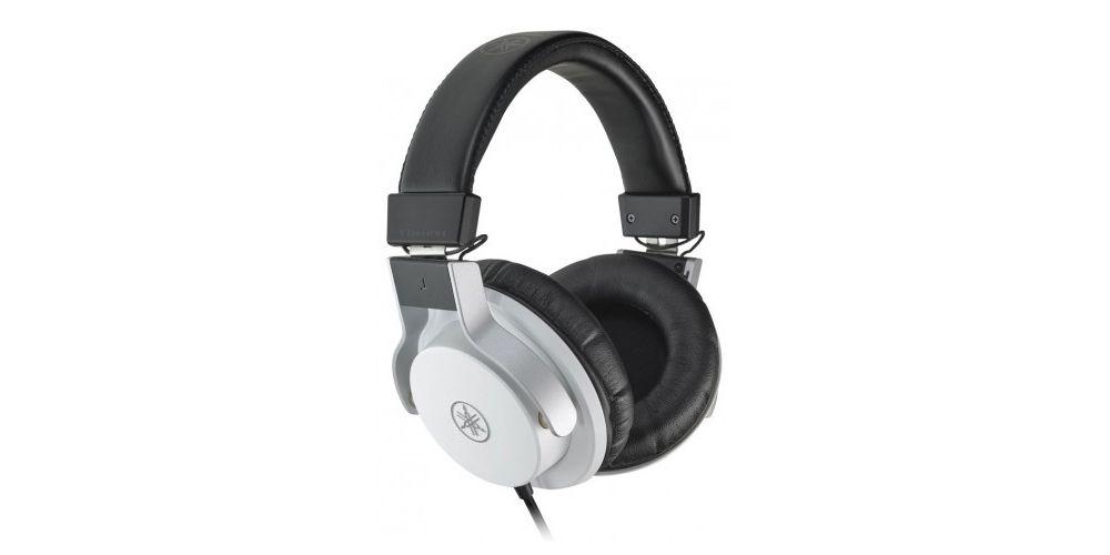 YAMAHA HPH MT7 Blanco Auriculares de Estudio