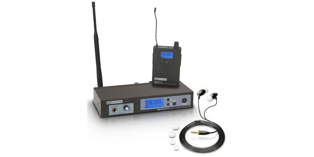 LD Systems MEI 100 G2 B 5 Sistema de Monitoraje inalámbrico