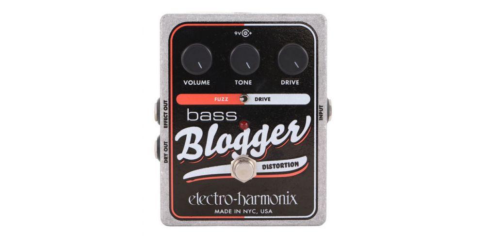 electro harmonix xo bass blogger 2