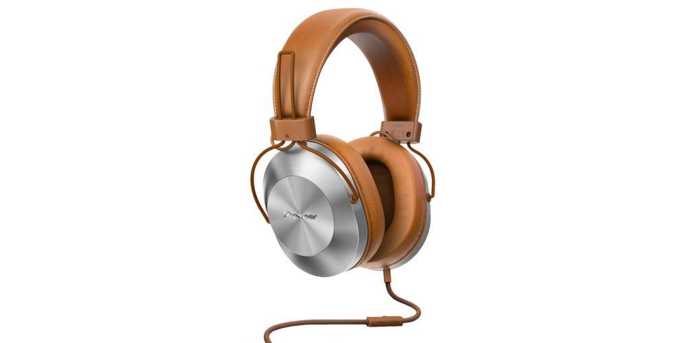 pioneer sems5tt auricular cerrado marron 40mm