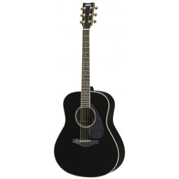 Yamaha LL16D ARE BLACK Guitarra Acustica