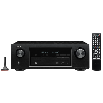 DENON AVR-X1300+BW MT50-WH