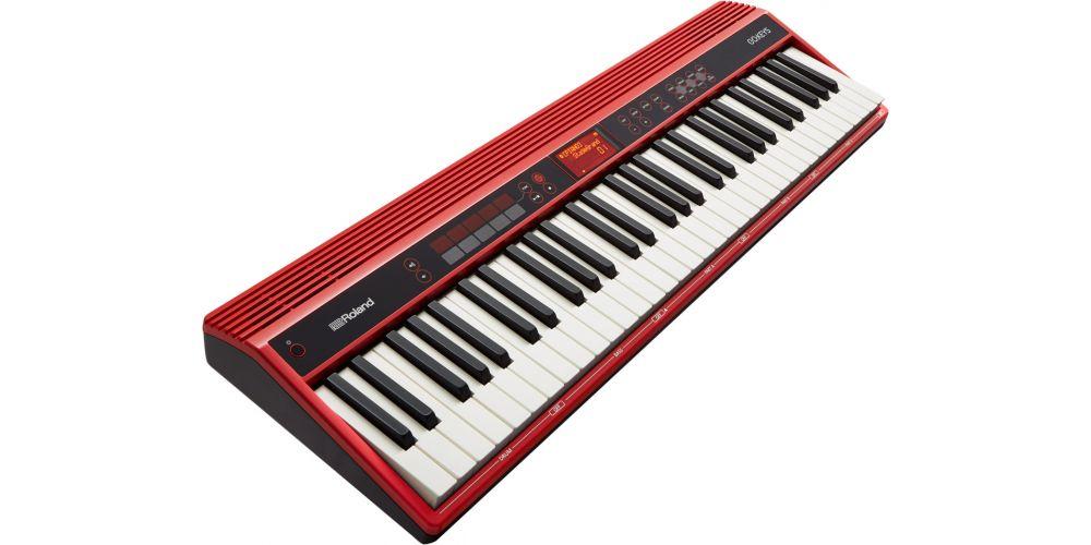 roland go keys teclado