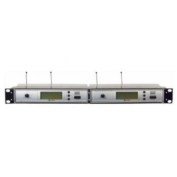 DAP Audio Adaptador para Enrackar 2 Unidaades ER-1193