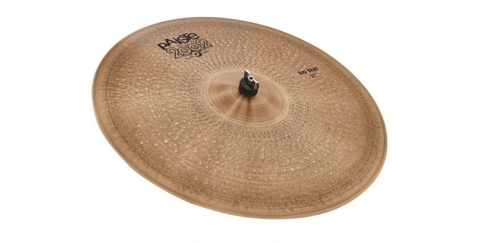 Paiste 22 2002 Big Beat Cymbal