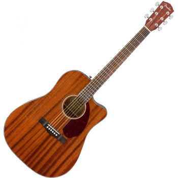 Fender CD-140SCE Mahogany con Estuche Natural