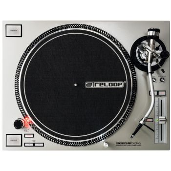 Reloop RP7000MK2 Silver Giradiscos DJ