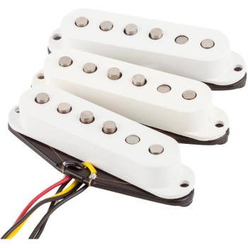 Fender Tex-Mex Strat Pastillas (3)