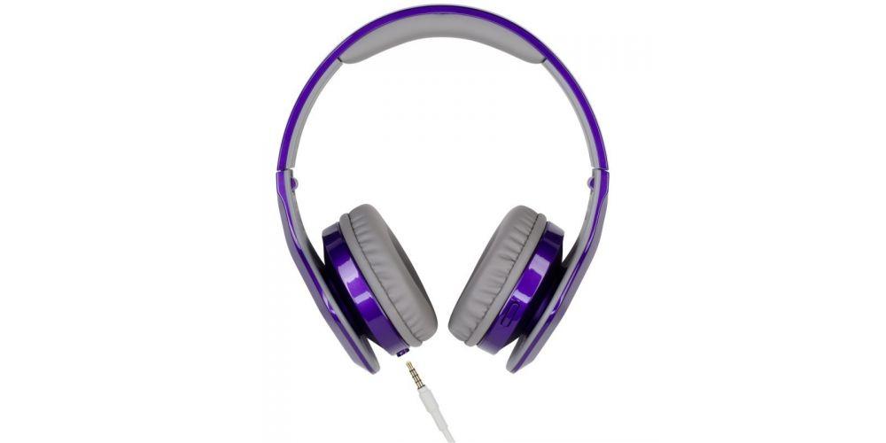 jvc ha sr100x ve auriculares morados