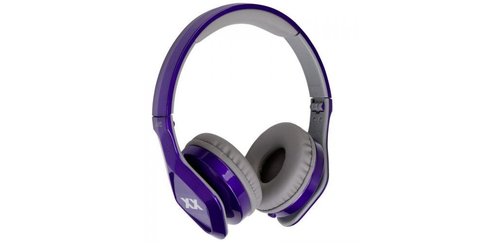 jvc ha sr100x ve purple
