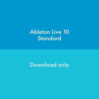 ABLETON Live 10 Standard actualización desde Live Lite Descarga