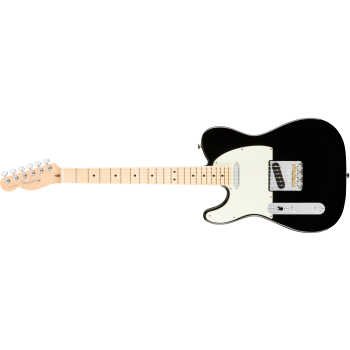 Fender American Pro Telecaster Left-Hand Maple Fingerboard Black